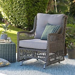 Belham Living Bristol Outdoor Glider Chair with Cushions - LV-969