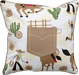 Now Designs Rootin Tootin Cushion