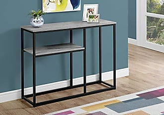 Monarch Specialties I I 3514 Accent, Console Table, Grey