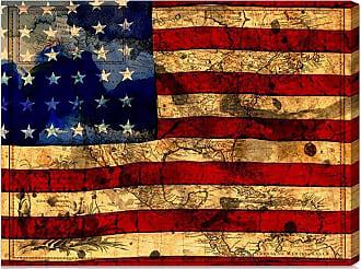 Hatcher & Ethan The Flag Canvas Art - HE10112_16X12_CANV_XHD_HE