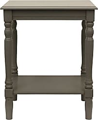 Decor Therapy FR1862 End Table, Gray