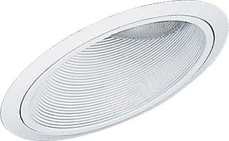 PROGRESS P8004-28 Sloped ceiling baffle in White finish