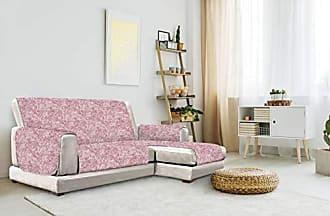 Bordeaux//Grigio Scuro Italian Bed Linen PO-Rec Copripoltrona Reclinabile Microfibra Misura Standard