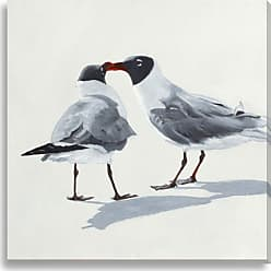 Gallery Direct Seagulls III Indoor/Outdoor Canvas Print by Rose Hohenberger, Size: Medium - NE73504