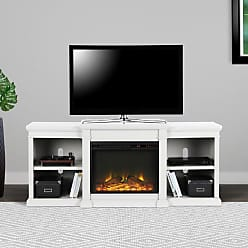 Ameriwood Home Manchester 70 in. Electric Fireplace TV Stand - 1767296COM