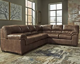 Ashley Furniture Bladen 3-Piece Sectional, Coffee