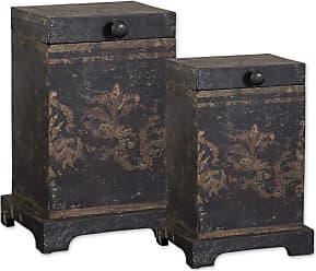 Uttermost 19320 Melani - Boxes - Set of 2