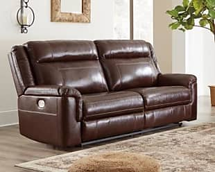 Ashley Furniture® Leather Sofas − Browse 6 Items now up to ...