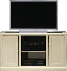 Eagle Furniture Coastal 55 in. Thin-Screen Entertainment Center - 72557WPSW