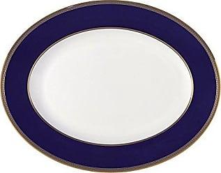 Wedgwood Renaissance Gold Oval Platter 13.75