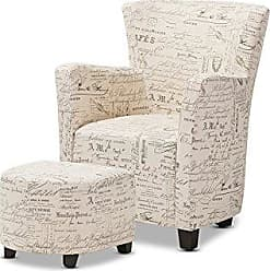 Chairs With Ottoman In White Now At Usd 15538 Stylight