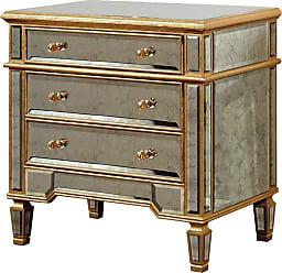 Elegant Lighting 3 Drawer Cabinet 30x20x30H GA