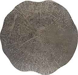 Kim Seybert Timber Placemat - Silver