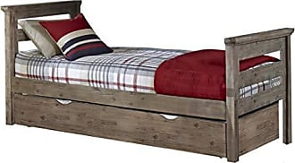 Hillsdale Furniture 7104-011NT Oxford Bed with Trundle, Twin, Cocoa