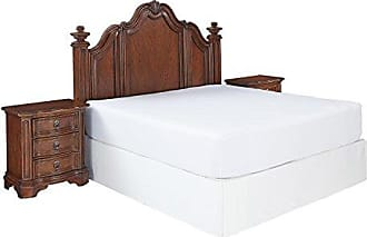 Home Styles Santiago Brown King/California King Headboard and 2 Night Stands by Home Styles