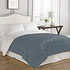 Ellery Homestyles Beautyrest Eiffel Warming Technology Blanket, King, Lake