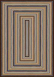 Milliken Carpet Milliken Innovations Collection Rylie 109 x 132 Dark Amber