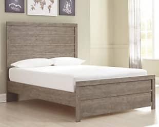 Ashley Furniture Culverbach Full Panel Bed, Gray