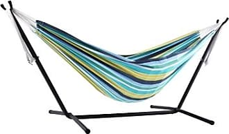 Ashley Furniture Patio Double Hammock with Stand, Cayo Reef