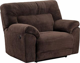 United Furniture Simmons Upholstery Madeline Cuddler Recliner - Chocolate - 50570PBR-195 MADELINE CHOCOLATE