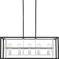 Savoy House 1-2240-5 Dexter 5 Light 34 Wide Linear Chandelier Matte