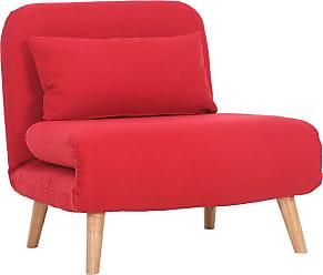 Fauteuils pour Salon en Rouge - Maintenant   jusqu  à −45%   Stylight e6bb03951877