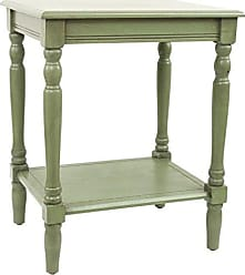 Decor Therapy FR1572 Simplify End Table, Green