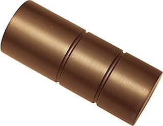 Aluminum 2 Windsor Classic Bronze Gardinia Endkappe