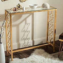 Safavieh Home Collection Jovanna Gold Console Table