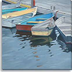 Gallery Direct Little Nikki Indoor/Outdoor Canvas Print by Rose Hohenberger, Size: Medium - NE73500