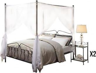 Bed 140 200 Slaapkamer Bedden.Bedden Romantisch 8 Producten Van 2 Merken Stylight