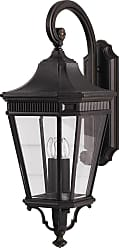 Feiss Cotswold Lane Collection 12 Outdoor Lantern in Bronze