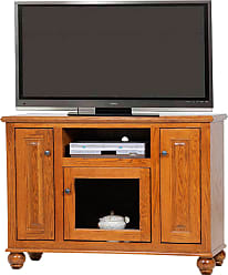 American Heartland 34-43 in. Deluxe Entertainment Console - Assorted Finishes, Size: 34 in. - 63147LT