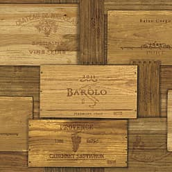 Brewster Home Fashions Barolo Graphic Wallpaper Light Brown - 2686-01712