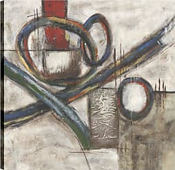 Art Maison Canada Abstract All The Way Lines Wall Art - HAYIMP4786ONL