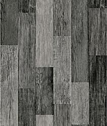 York Wallcoverings RoomMates Weathered Wood Plank Peel and Stick Wallpaper