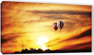 ArtWall Dragos Dumitrascus Together Forever Gallery Wrapped Canvas Artwork, 12 x 24