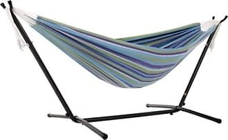 Ashley Furniture Patio Double Hammock with Stand, Maui