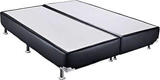 Ortobom Base Box Super King Size Cori II Preto