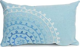 Liora Manne Ombre Threads Indoor/Outdoor Pillow Orange - 7SB1S410518