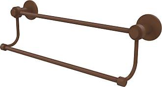 Allied Brass Mercury 24 in. Double Towel Bar - 9072/24-ABR