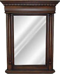 Hickory Manor House Francine Mirror/BD Brandywine HM6524BD Francine Mirror/BD Brandywine
