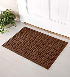 Bungalow Flooring Waterhog Basket Weave Doormat, 3 x 5