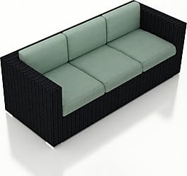 Harmonia Living Outdoor Harmonia Living Urbana Resin Wicker Patio Sofa - HL-URBN-CB-S-IN