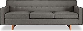 Kardiel KENNEDY3-GOSFORD Kennedy Mid-Century Modern Classic Sofa, 29.6 x 33.5 x 84.7, Gosford