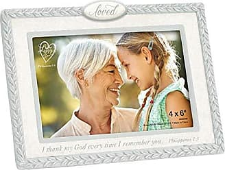 Enesco Legacy of Love Bereavement Photo Picture Frame 5.79 Multicolor