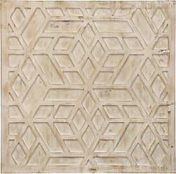 StyleCraft Geometric And Dimensional Wall Art - WI52382DS