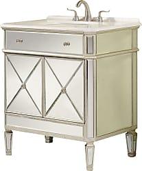 Elegant Lighting 2 Doors Vanity Cabinet 32x21x36 SC
