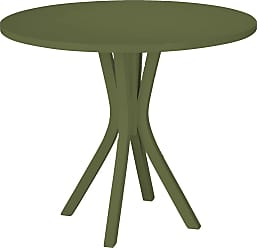 Emexis Mesa de Jantar 4 Lugares Cernon Verde MusgoVerde Musgo