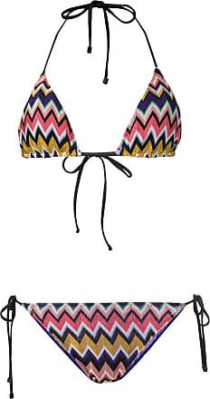 Lila Zickzackmuster Bikini Zickzackmuster Bikini Mit Mit Missoni Missoni Lila Mit Bikini Missoni TqxqASwH